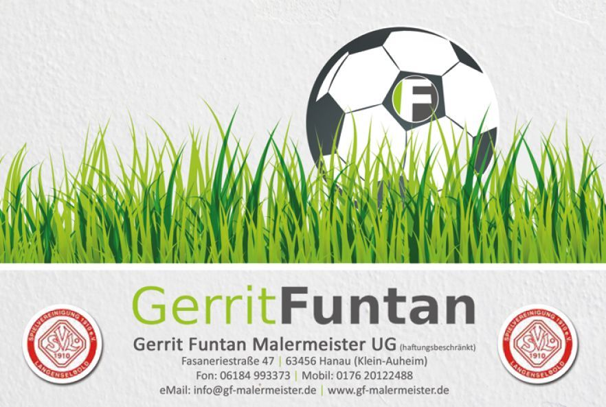 Logo Gerrit Funtan Malermeister UG