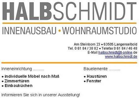Logo Halbschmidt e.K.