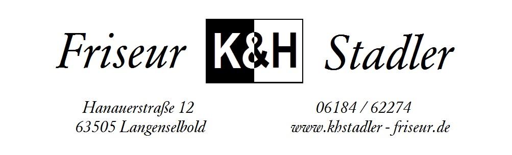 Logo Friseursalon K&H Stadler